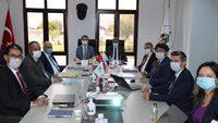 Güney Marmara Kalkınma Ajansı Yönetim Kurulu Çanakkale'de Bir Araya Geldi