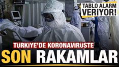 24 Eylül koronavirüs tablosu!