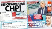 Ermenistan'daki PKK'lılara ses çıkarmayan CHP!
