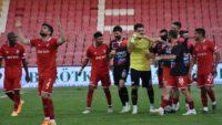 TFF 1. Lig'in 4'üncü haftasında Menemenspor'u konuk eden takımımız, sahadan 2-1 galip ayrıldı.