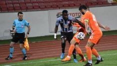 TFF 1. Lig'in 8. haftasında Adanaspor'u konuk eden Balıkesirspor, sahadan 3-0 mağlup ayrıldı.