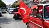Balıkesir'de Cumhuriyet Bayramı coşkusu…