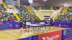 Türkiye Masa Tenisi Süper Lig 1. Etap müsabakaları