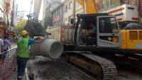 Zağnos Paşa Camii Etrafında Su Taşkınları Önlenecek