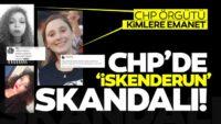 CHP'NİN HALİ BU..Önce Trabzon'a küfür etti,şimdi de teröriste sahip çıktı!