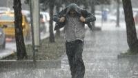 Meteorolojiden çok sayıda il için kuvvetli yağış uyarısı!