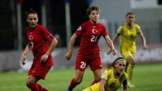 A Milli Kadın Futbol Takımımız, Kosova ile yenişemedi