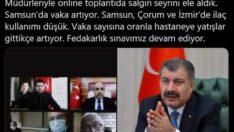 Sağlık Bakanı Koca'dan Balıkesir ve 5 il hakkında açıklama