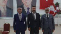 Kepsut İlçe Başkanlığına Tuncay KILINÇ seçildi