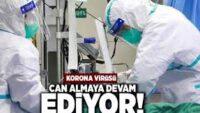Balıkesir'de Koronavirüs son 3 günde 14 can daha aldı