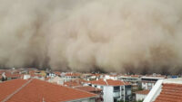 Marmara ve Ege'de Profesörden toz fırtınası uyarısı: Pencerenizi bile açmayın