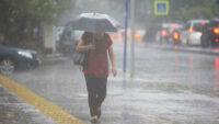 Meterooloji uyardı,Sağnak yağış geliyor!..