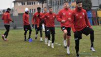Balıkesirspor, Ankara Keçiörengücü maçına hazırlanıyor