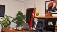 Yükseköğretim Kalite Kurulu Kurumsal İzleme Programı Toplantımızı gerçekleştirildi