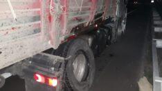 Susurluk'ta trafik kazası: 2 yaralı