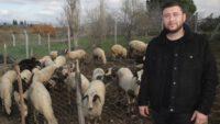 Balıkesirli çoban sosyal medyada fenomen oldu