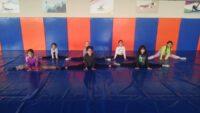 Cimnastik branşında sporcularımız çalışmalarını sürdürüyor…