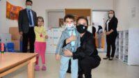 Milletvekili Mutlu Aydemir Balıkesir Organize Sanayi Bölgesinde incelemelerde bulundu.