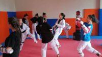 Taekwondo antrenmanları