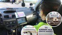 Balıkesir'de 1 Haftada 398 Kişi Yakalandı