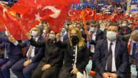 Milliyetçi Hareket Partisi İl Başkanı Ekrem Gökay YÜKSEL ve Ak Parti Balıkesir 7. Olağan İl Kongresine katıldı.
