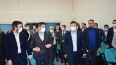 MHP'DEN İLÇE BAŞKANLARI İSTİŞARE TOPLANTISI