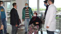 BAÜN Hastanesi Acil Servisinin kuruluşunun 2. Yıldönümü