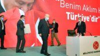MHP Lideri Bahçeli, Genel Başkanlığa tekrar aday olduğunu açıkladı