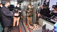 Çanakkale Savaşları Mobil Müzesi Balıkesir'de