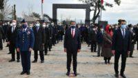 18 Mart Şehitleri Anma Günü ve Çanakkale Deniz Zaferinin 106'ıncı Yıl Dönümü
