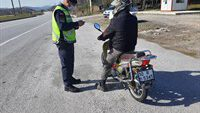 Motosiklet ve Motorlu Bisiklet Denetimi