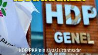 HDP'ye kapatma iddianamesinin detayları