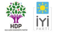 HDP'nin mini ortağı kıvranıyor