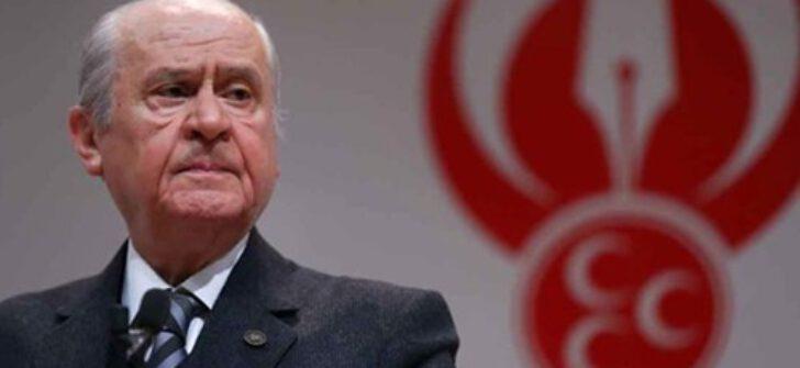 MHP Lideri Bahçeli: Kadın cinayetlerini, kadına şiddeti lanetliyorum