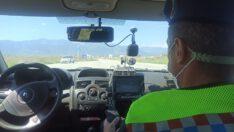 (1.346) araç kontrol edildi, (67) araca (48.255) TL idari para cezası uygulandı