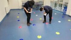 Gençler Grid Oryantiring sporuyla tanıştı