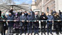 Zağnos Mehmet Paşa Külliyesi Meydanı Açılışı yapıldı