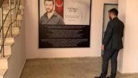 Edremit Ülkü Ocakları Anadolu Lisesi'nde konferans salonu oluşturdu