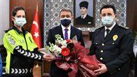 Vali Şıldak Polis Haftasını Kutladı