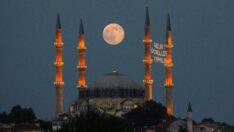 Ramazan imsakiyesi çıktı!(13.04.2021) BALIKESİR'DE; İlk sahur:4.59 İlk İftar.19.51