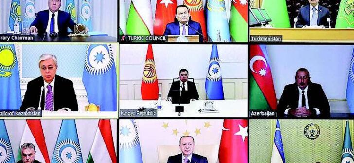 Türk Dünyası Turan yolunda…