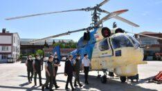 Vali Hasan Şıldak başkanlığında, Orman Yangınları ile Mücadele toplantısı gerçekleştirildi