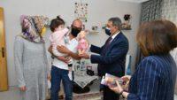 Engelliler Haftası'nda Vali Şıldak'tan Ziyaretler