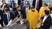 Tarım ve Orman Bakanı Dr. Bekir Pakdemirli Balıkesir'de