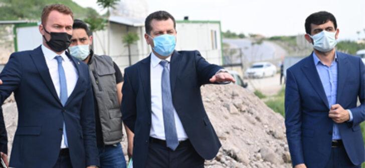 Büyükşehir'den Katı Atık Entegre Tesisi'ne 15 Milyonluk Yatırım