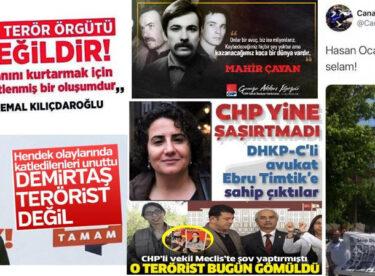 Terör örgütlerini CHP'ye hisseli ortak yapan adam!