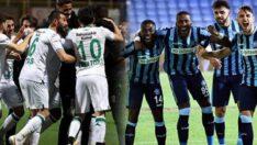 Adana Demirspor ve Giresunspor Süper Lig'de! Biri 26, diğeri 44 yıl sonra…