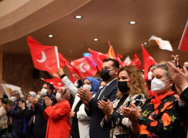 AK Parti Genel Merkez Kadın Kolları Başkanı Ayşe Keşir
