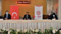 """""""Roman Vatandaşlara Yönelik Eylem Planı Değerlendirme Toplantısı"""""""