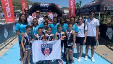 Karesi Belediyespor Kulübü Triatlon Takımının başarısı